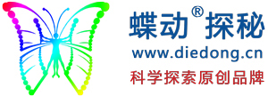 蝶动探秘logo