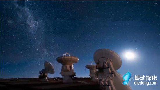俄罗斯近40年持续接收同一电波 难道真是外星人?