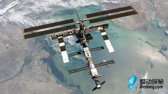 美国NASA国际空间站直播