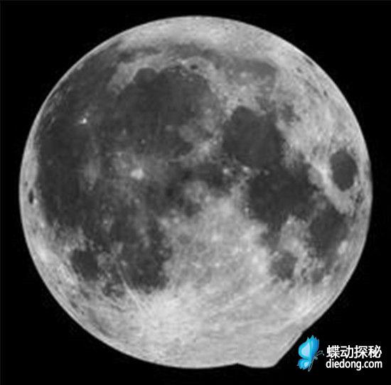 NASA机密档案证实月球是空心的?外星照片被泄露
