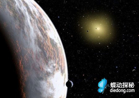 NASA曝光外星人终极藏身地 是黑暗宇宙空间吗?
