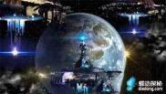 太阳系突现神秘外星人UFO舰队 是真是假?