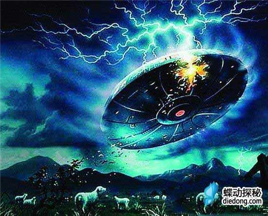 外星人第一个造访的国家是中国?绝对证据遭曝光