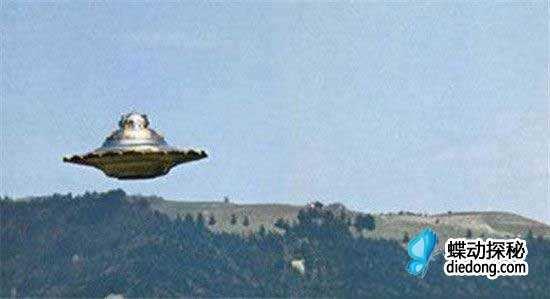 比利时军方唯一承认的UFO事件