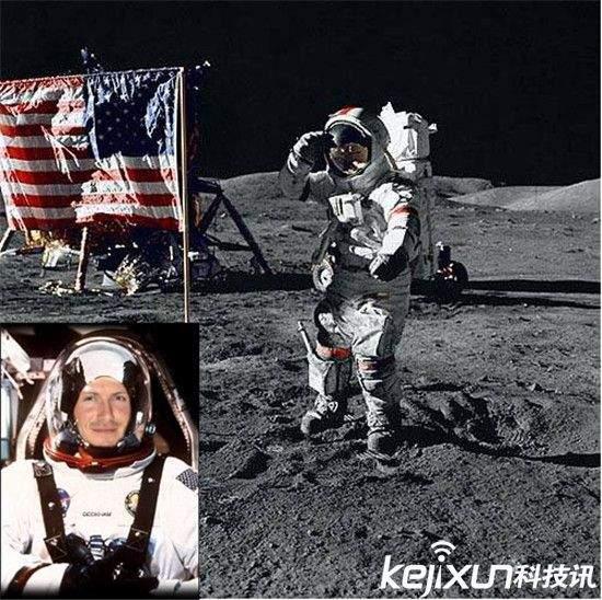 阿姆斯特朗自爆 月球上有二战飞机