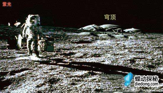 月球背面突现美失踪二战飞机 被外星人劫持?