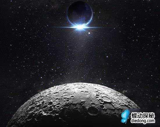 中国嫦娥二号发现隐藏在月球的机密 外星人真的存在