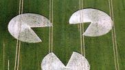 2005年6月23日英国Rockley Down Wiltshire麦田怪圈
