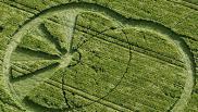 2008年6月06日英国West Kennett Wiltshire麦田怪圈
