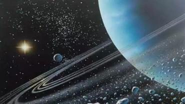 太阳系最懒的行星——天王星