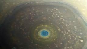 卡西尼号自毁之际揭秘土星惊人秘密!