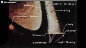 NASA科学家公布:土星存在外星文明并且正在制造星环结构